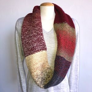 Accessories - Hand Knit Infinity Scarf